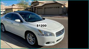 only$1200 Nissan Maxima for Sale in Overland Park, KS