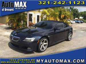 2008 BMW 6-Series for Sale in Melbourne, FL