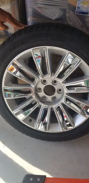 4 NEW Cadillac Escalade Tires & Rims for Sale in Southwest Ranches, FL