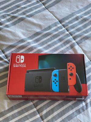 Brand New Nintendo Switch for Sale in Detroit, MI