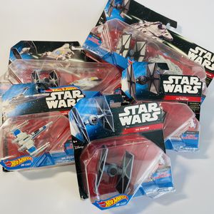 Hot wheels stars wars collection for Sale in Gardena, CA