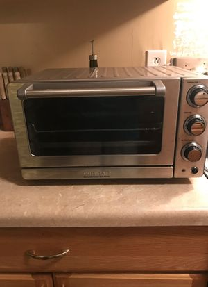 Cuisinart Toaster Oven for Sale in Virginia Beach, VA