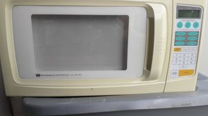 White Westinghouse microwave for Sale in Missoula, MT