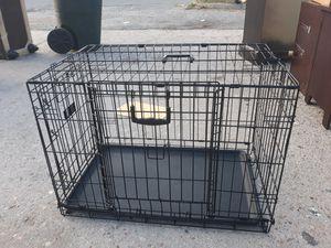 A small dog cage for Sale in Hampton, VA