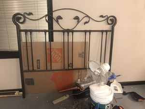 Iron bed for Sale in Snellville, GA