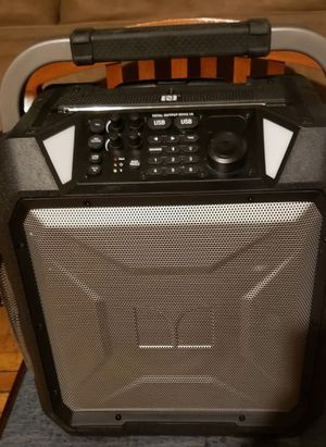 Monster bluetooth speaker for Sale in Chicago, IL