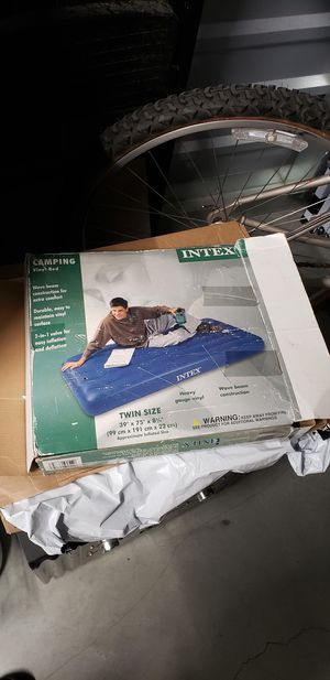 Twin Air mattress for Sale in Torrance, CA