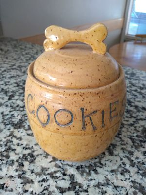 Ceramic cookie jar for Sale in Rockville, MD