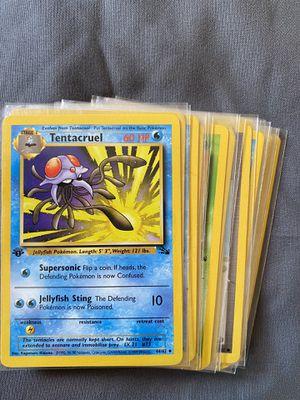 POKEMON CARD BUNDLE for Sale in Slayton, MN