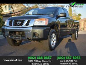 2008 Nissan Titan King Cab for Sale in Phoenix, AZ