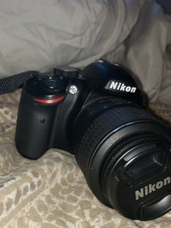 Nikon D3200 with LENS for Sale in Los Gatos,  CA