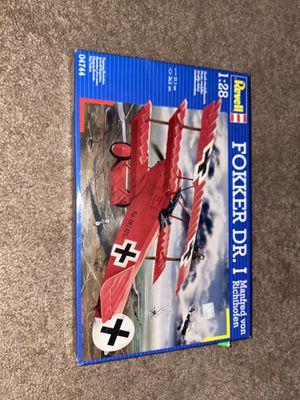 Fokker Dr. I Model for Sale in Williamsport, PA