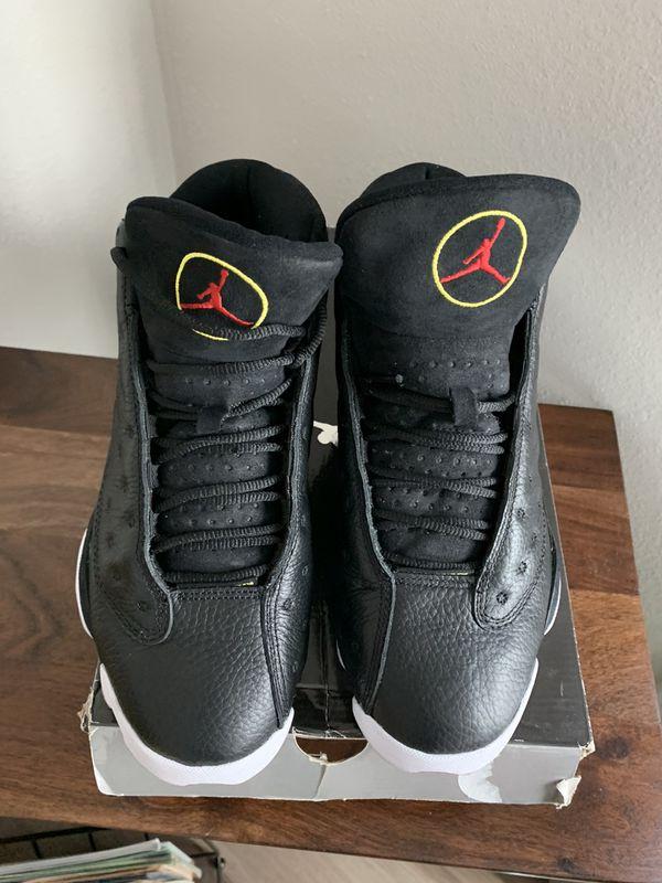 "Air Jordan 13 Retro""PLAYOFF"" 2011 Release"