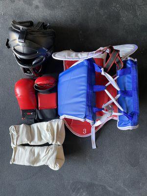 Martial Arts Sparing Gear JiuJitsu for Sale in Jurupa Valley, CA