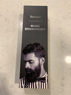 Mini Hair Straightener Brush for Beard & Hair for Sale in Dallas,  TX