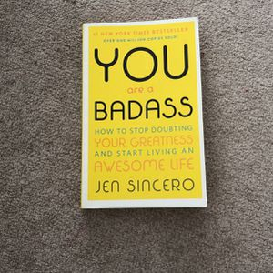 Book: You are A Badass for Sale in Los Angeles, CA