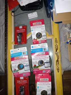 Stove heating elements and receptacle for Sale in West Palm Beach,  FL