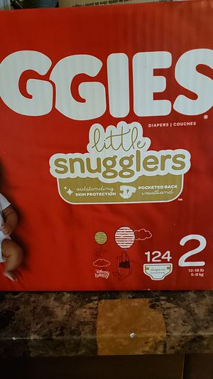 Free diapers, size 2 for Sale in Snoqualmie, WA