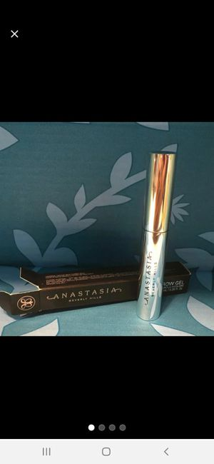 Anastasia Beverly Hills Clear Brow Gel for Sale in Middlesex, NJ