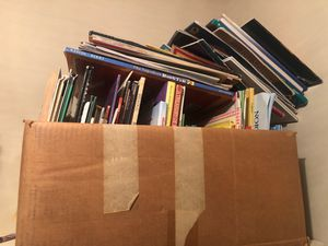 Box of elementary children's books for Sale in Nashville, TN