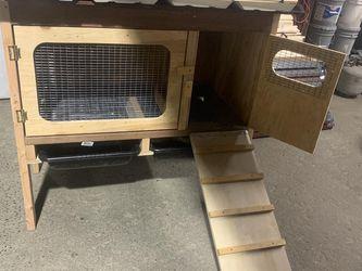 Rabbit Bunny Chicken Cage for Sale in Sacramento,  CA