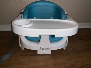 Ingenuity baby base booster seat chair for Sale in Fresno, CA