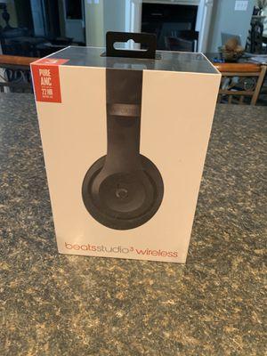 Beats studio 3 wireless headphones for Sale in Greenwood, IN