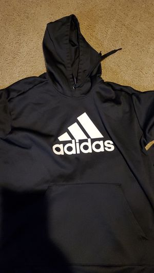 Mens adidas hoodie xl new for Sale in Laurel, MD