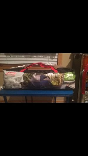 4 person tent for Sale in Ligonier, IN