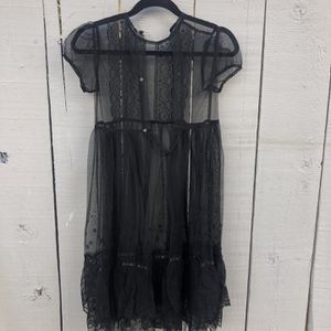 Vintage Black Tulle Baby-Doll Dress for Sale in Walnut Creek, CA