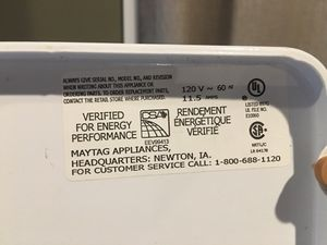 Magic Chef Electric Washer and Dryer. $125 each for Sale in Marlow Heights, MD