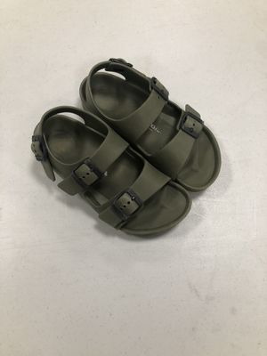 Kids rubber Birkenstocks size 32 (I think) for Sale in Issaquah, WA