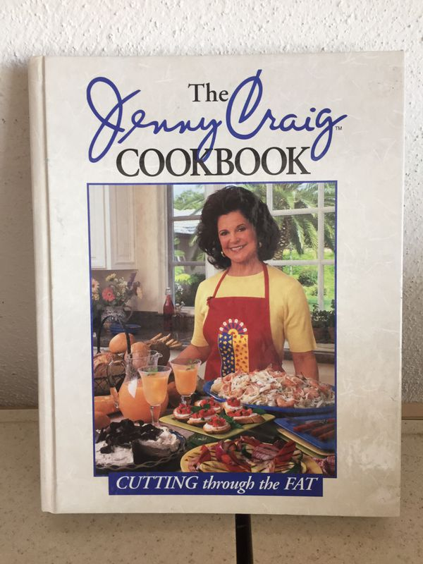 Cookbook Jenny Craig