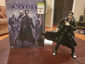(1999) The Matrix (new still in plastic) w/neo action figure for Sale in District Heights, MD