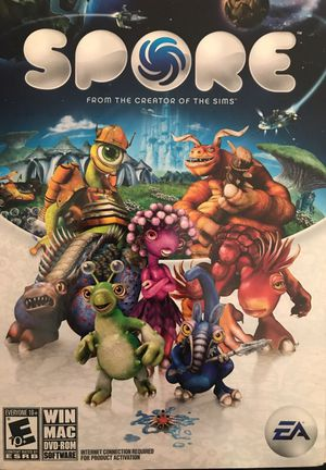 Spore (PC) for Sale in San Diego, CA