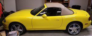 2002 Mazda Miata- Automatic for Sale in Milford Center, OH