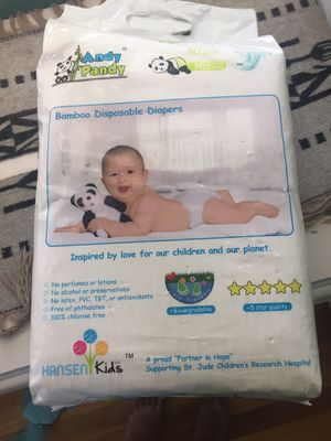 Andy Pandy new born diapers 50 Ct for Sale in Denver, CO
