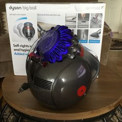 Dyson Big Ball Canister Vacuum for Sale in Danvers,  MA