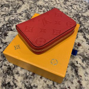 Louis Vuitton Empreinte Zippy Coin wallet PRICE REFLECTS for Sale in Tacoma, WA