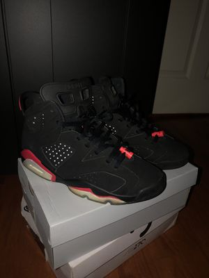 "Jordan retro 6 ""infrared"" 2019 sz 10 for Sale in Secaucus, NJ"