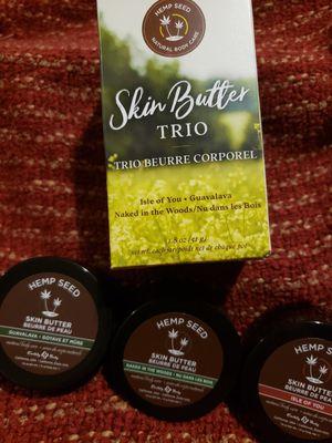 Hemp Sees Skin Butter Trio for Sale in Phoenix, AZ
