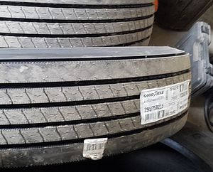 Goodyear steer tires for Sale in Camby, IN