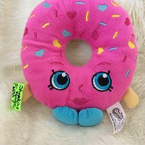 Shopkins/D Lish Donut Stuffed Animal for Sale in Menifee, CA