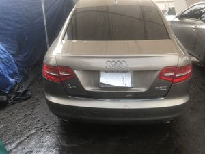 09 Audi A6 3.0 Parts for Sale in Huntington Beach, CA