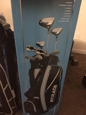 Brand new golf clubs for Sale in Atlanta, GA