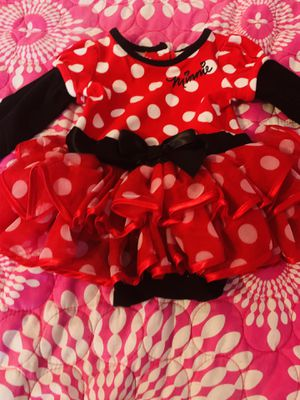 Minnie Mouse Halloween costume for Sale in San Antonio, TX
