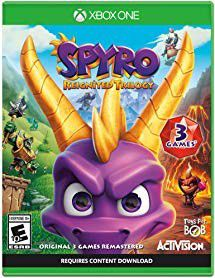 Spyro reignited trilogy Xbox one for Sale in Benton, IL
