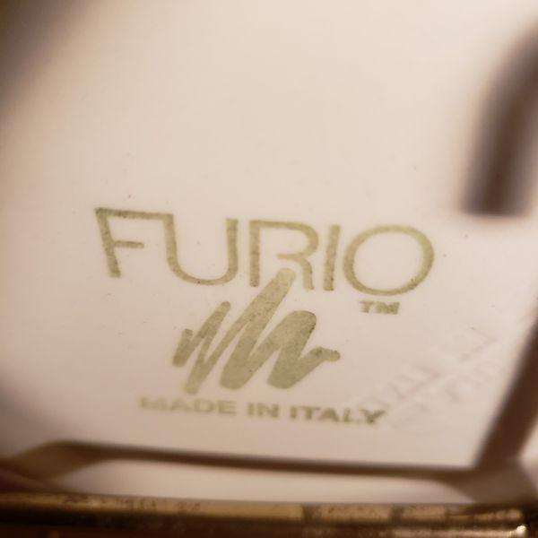 Vintage Furio Italy Casual Contemporary Nautical Salad