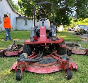 Diesel Mower for sale | Only 2 left at -75%