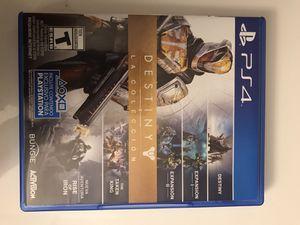 PS4 Destiny The Collection for Sale in Miami, FL